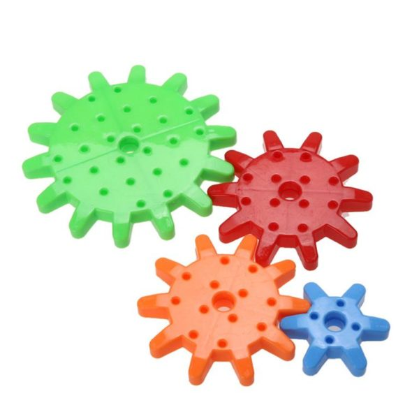 Children's Model Building Gears Toy - 5