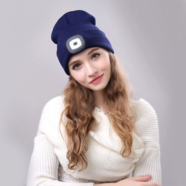 LED Winter Beanie - 3