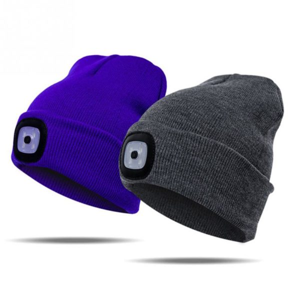 LED Winter Beanie - 4