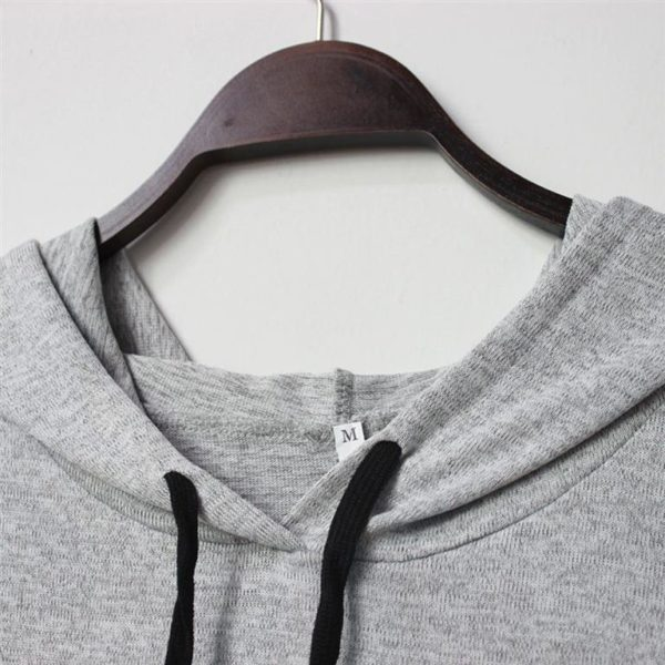 Women's Hoodie With Cat Ears - CloseUp2
