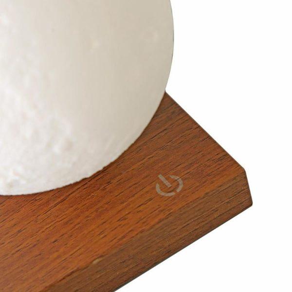 Magnetic Levitating Moon Night Lamp - 10