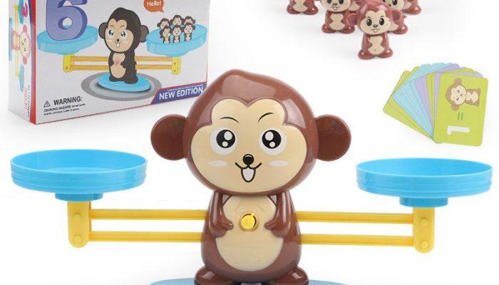 Monkey Balance - Childrens Counting Game - Box