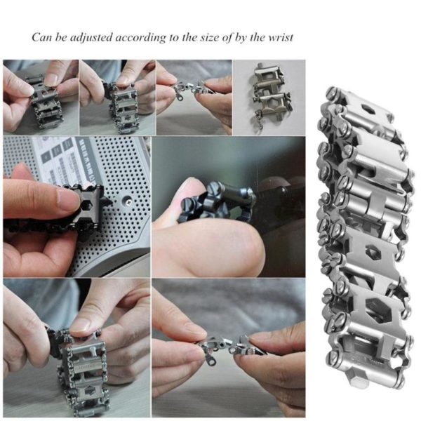 Multifunctional Bracelet Tool-4