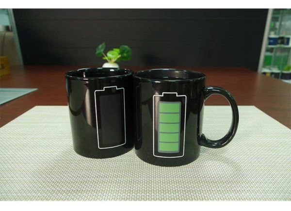 Temperature Mug - Novelty - 3