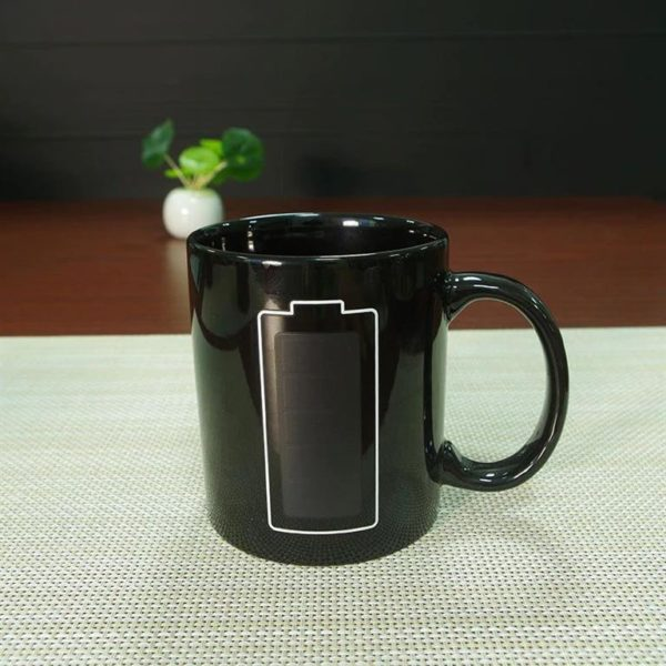 Temperature Mug - Novelty - Cool