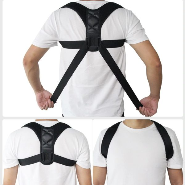 Adjustable Back Posture Corrector-2