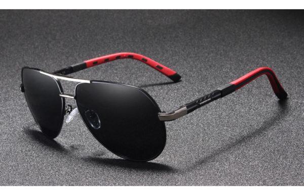 Aluminum Polarized Sunglasses For Men-Women - 5
