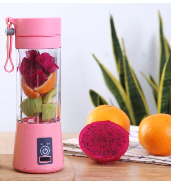 Electric Portable Juicer - 6