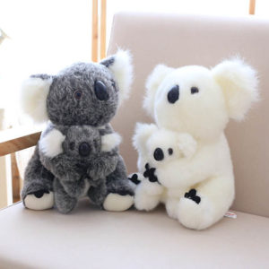 Koala Bear Family - Plush Toy - 2