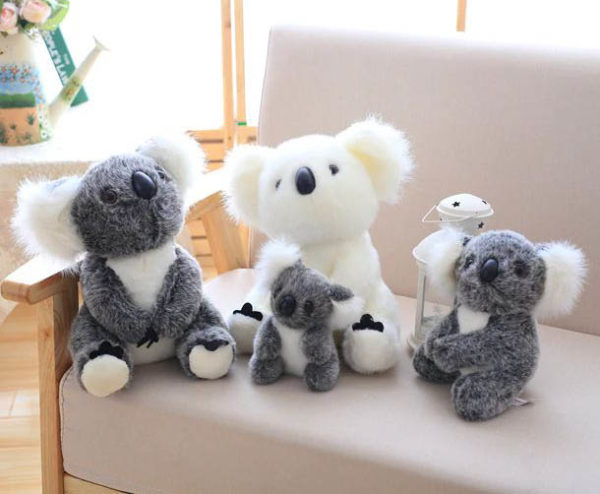 Koala Bear Family - Plush Toy - 3