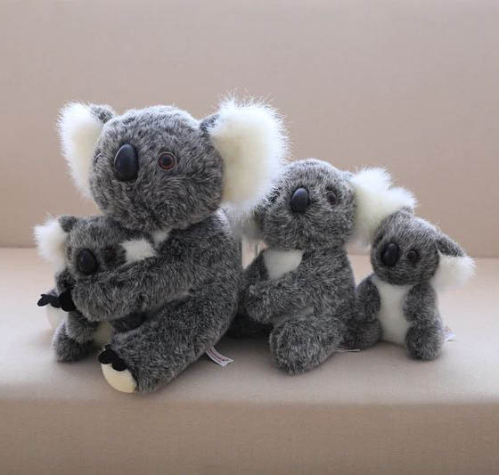 Koala Bear Family - Plush Toy - 6