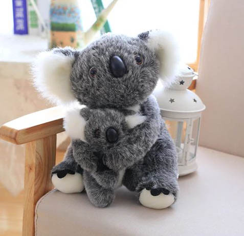 Koala Bear Family - Plush Toy - 7