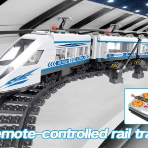 Remote Control Train Set - 1