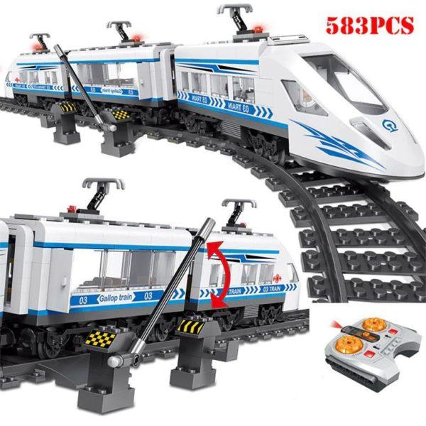 Remote Control Train Set - 2