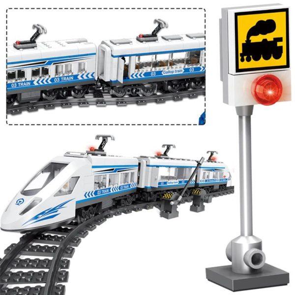 Remote Control Train Set - 3