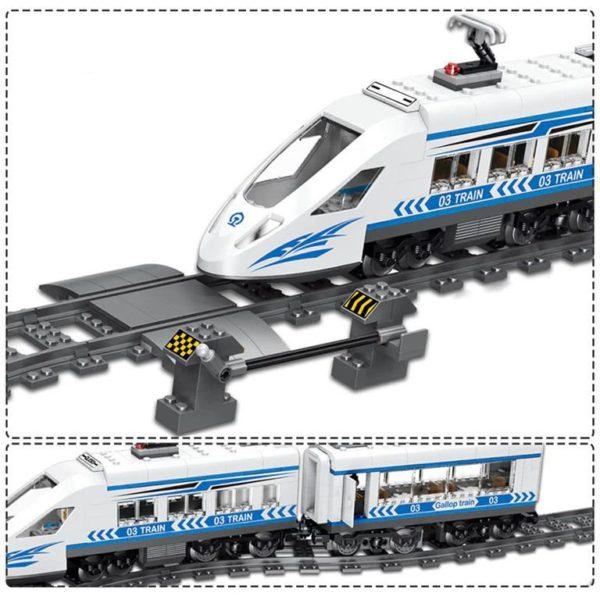 Remote Control Train Set - 5