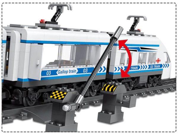 Remote Control Train Set - 6