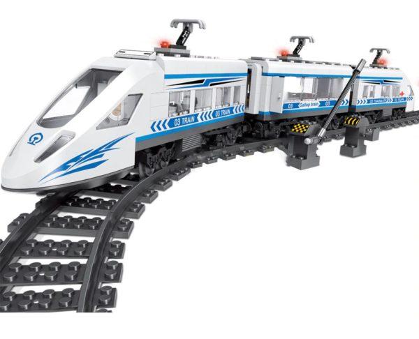 Remote Control Train Set - 7
