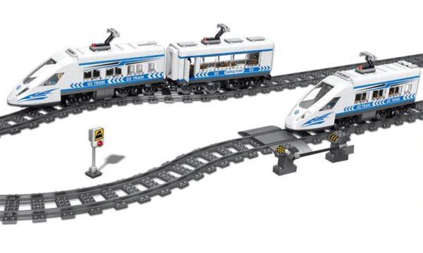 Remote Control Train Set - 8
