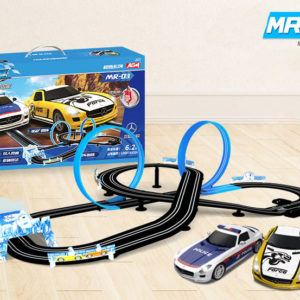 Electric Remote Control Car Racing Track