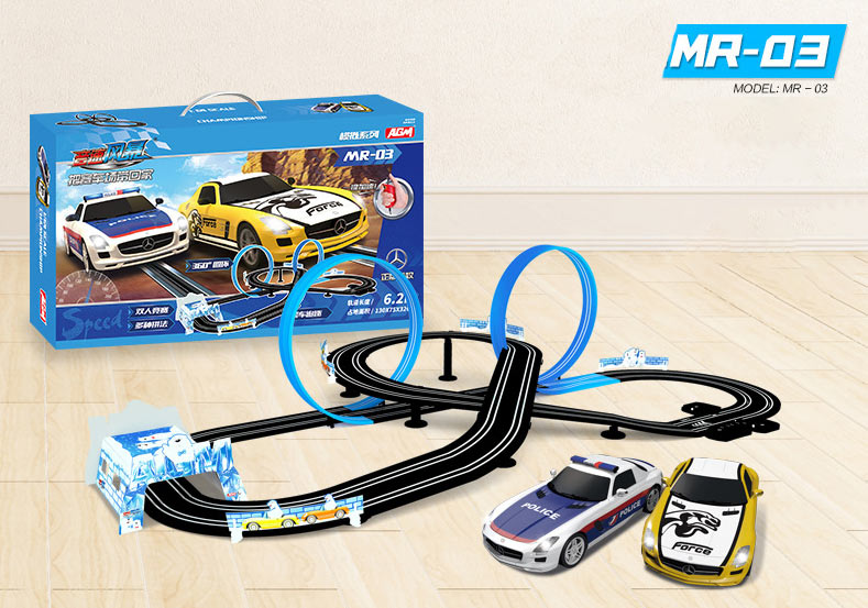 Electric Remote Control Car Racing Track The Fabulous Gift Shop