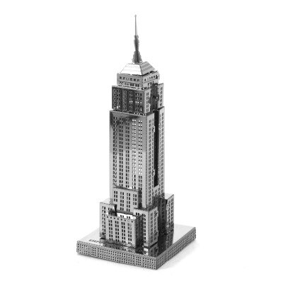 3D Metal Model Building Kits - Famous Buildings - 11
