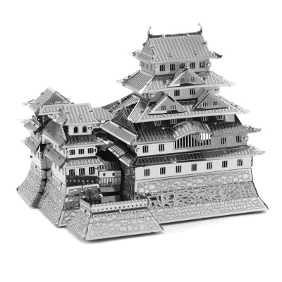 3D Metal Model Building Kits - Famous Buildings - 3
