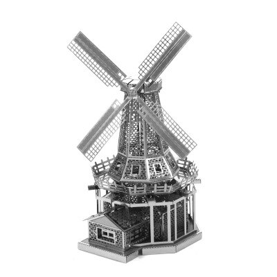 3D Metal Model Building Kits - Famous Buildings - 7