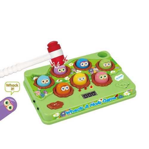 Whack-A-Mole Game