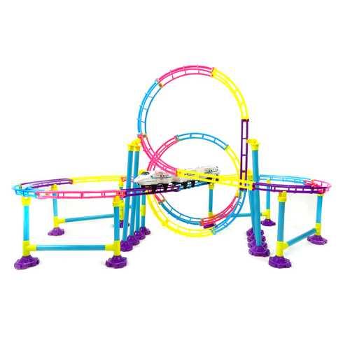 Park Roller Coaster Set
