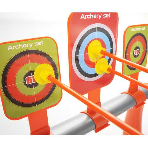 Archery Shooting Set For Kids 6