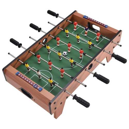 27 inch Indoor Competition Game Foosball Table 2