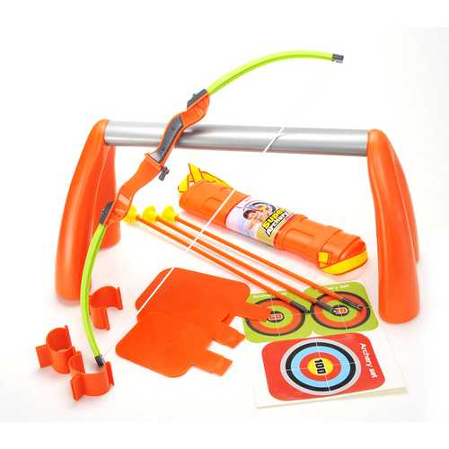Archery Shooting Set For Kids 5