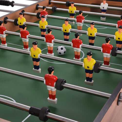 48 inch Competition Game Foosball Table 6