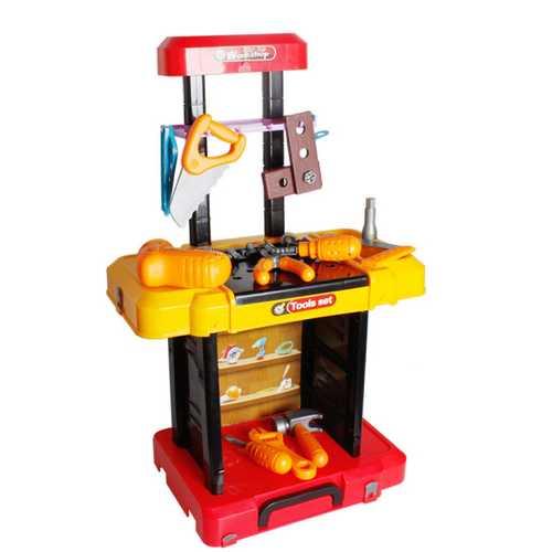 Kids Tool Workshop Bench 6