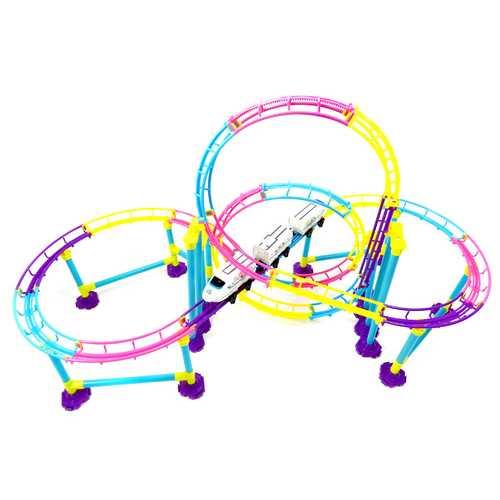 Park Roller Coaster set 1