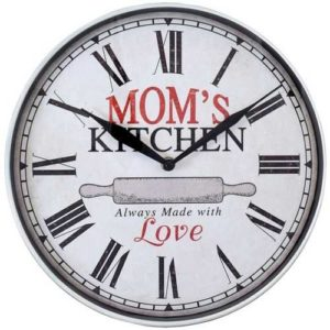 Westclox 12-inch Moms Kitchen Wall Clock