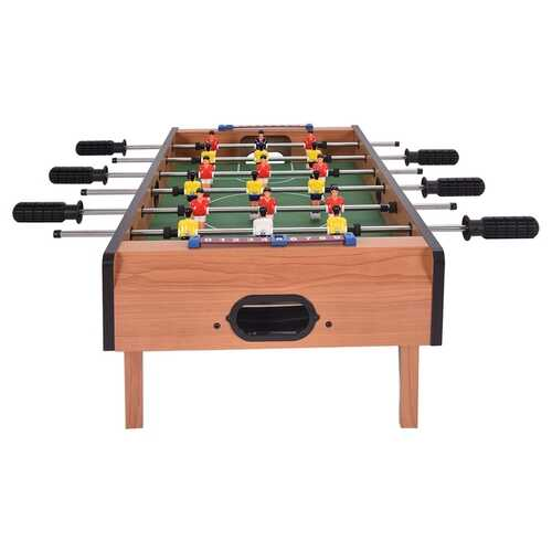 27 inch Indoor Competition Game Foosball Table 4