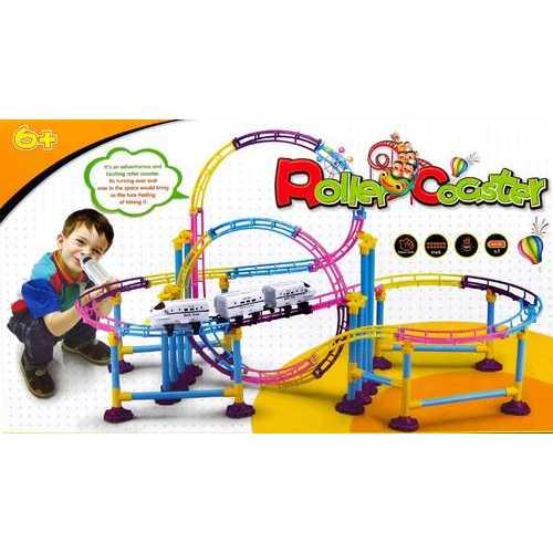Park Roller Coaster set 2