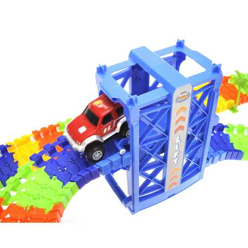 Adventure Park Track And Car Set 2