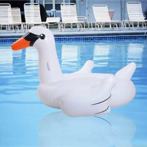 Inflatable Leisure Giant Swan