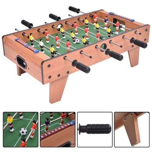 27 inch Indoor Competition Game Foosball Table 6
