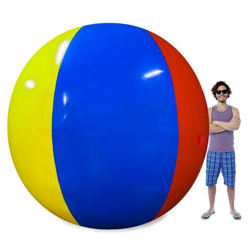 The Beach Behemoth Giant 12-Foot Beach Ball 1