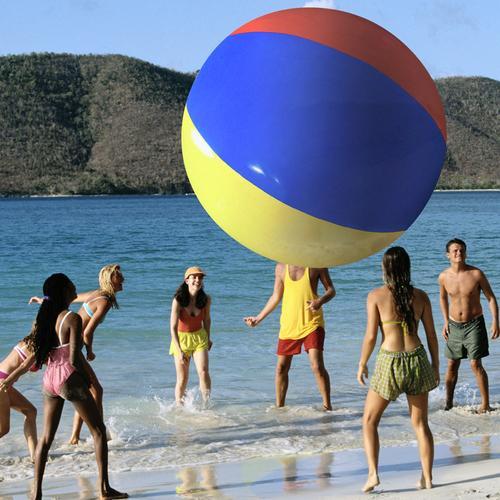 The Beach Behemoth Giant 12-Foot Beach Ball 3