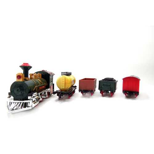 Continental Express Toy Train Set 2