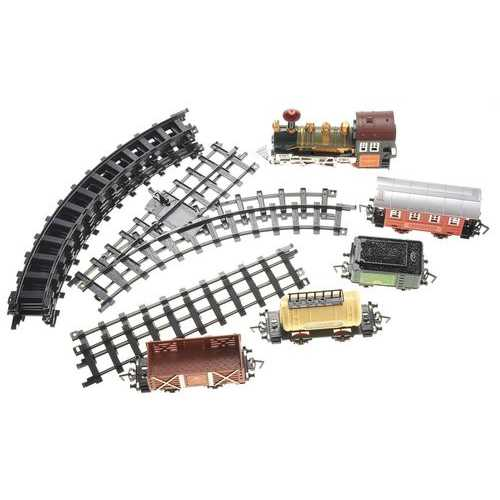 Continental Express Toy Train Set 4