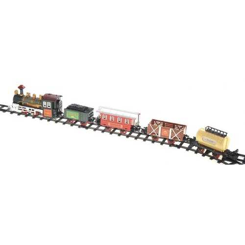 Continental Express Toy Train Set 5