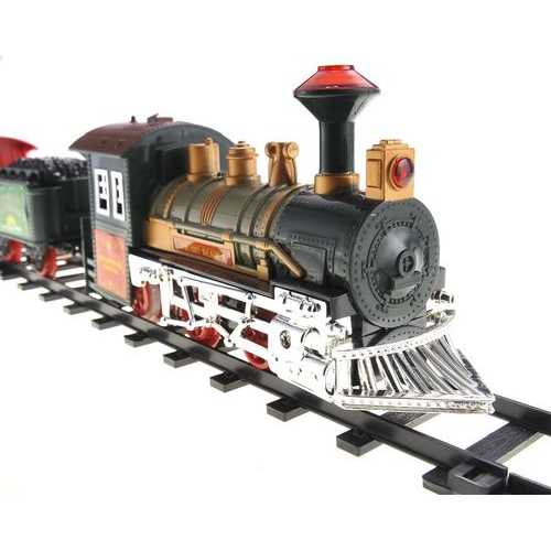 Continental Express Toy Train Set 6