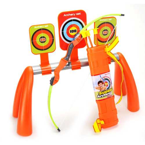 Archery Shooting Set For Kids 1
