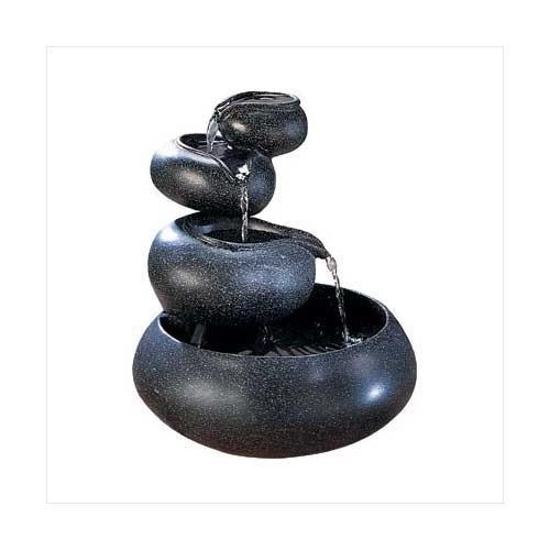 Four Tier Tabletop Fountain